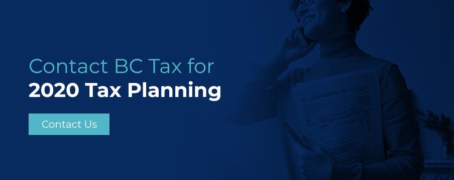 Contact BC Tax